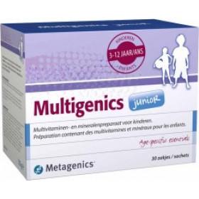 Multigenics Junior 30 zk.