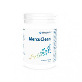MercuClean - 60 caps
