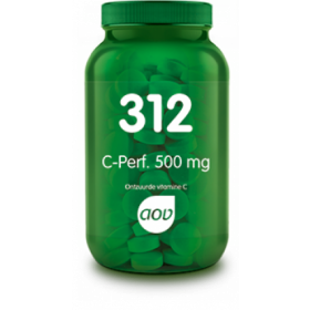 C-Perfect (500 mg) - 180 tabs - 312