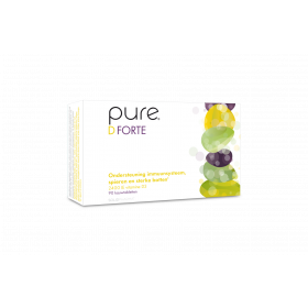 Pure D Forte - 90 tab