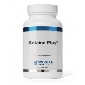 Betaine Plus (650 mg) -100 Caps
