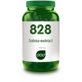 Salvia-extract - 60 VegCaps- 828