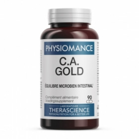 Physiomance Candiliance Gold (C.A. Gold) - 90 gél