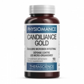Physiomance Candiliance Gold - 90 gél