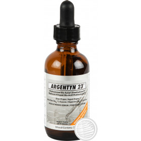 ARGENTYN 23 (DROPPER TOP) - 59 ml