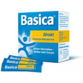 Basica Direct, Basische Microparels - 30 sticks