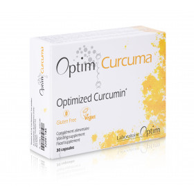 Optim curcuma - 30 caps