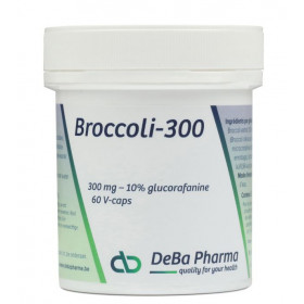 Broccoli-300 (10% glucoraphanin) - 60 Vegcaps