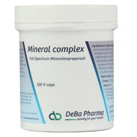 Mineral Complex - 120 vcaps (NF Nutra)