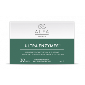 Ultra Enzymes - 30 Vcaps (NF Nutra)