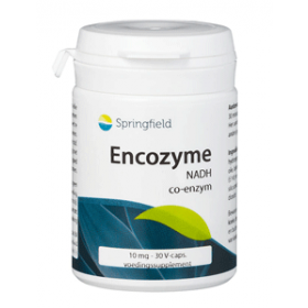 Encozyme NADH 5 mg - 30 VegCaps