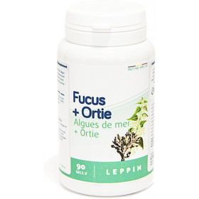 Fucus + Ortie - 90 Vcaps (NF Nutra)