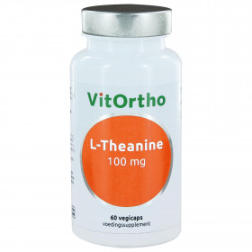 L-Theanine 100 mg 60 Vcaps