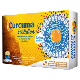 Curcuma Evolution (510 mg) - 60 gél (NF Nutra)