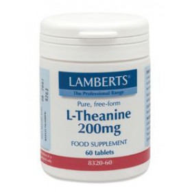 L-Theanine 200mg - 60tab