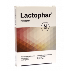 Lactophar -10 tab (NF Nutra)