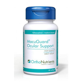 Macuguard (145 mg) - 60 softgels