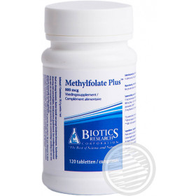 METHYLFOLATE PLUS (800MCG) - 120 TAB / COMP