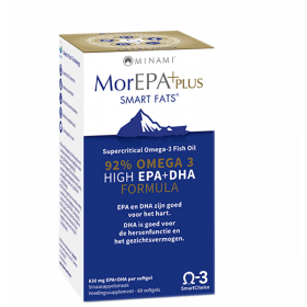 MorEPA Plus - 60 softgels