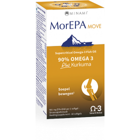 MorEPA Move Plus Curcuma - 60 softgels