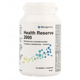 Health Reserve 2000 - 90 tabs (NF Nutra)