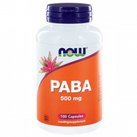 PABA 500 mg 100 caps