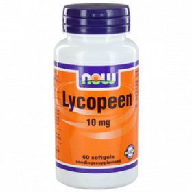 Lycopeen 10 mg 60 softgels