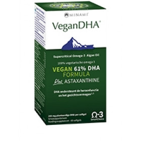 VeganDHA - 60 vegetarische softgels